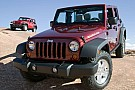 All New 2007 Jeep Wrangler Pricing Announced (US)