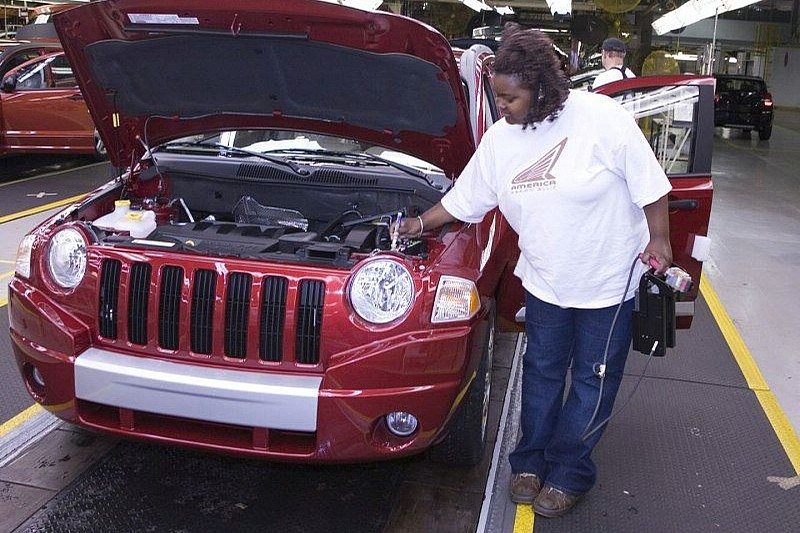 Jeep Compass Production Launch