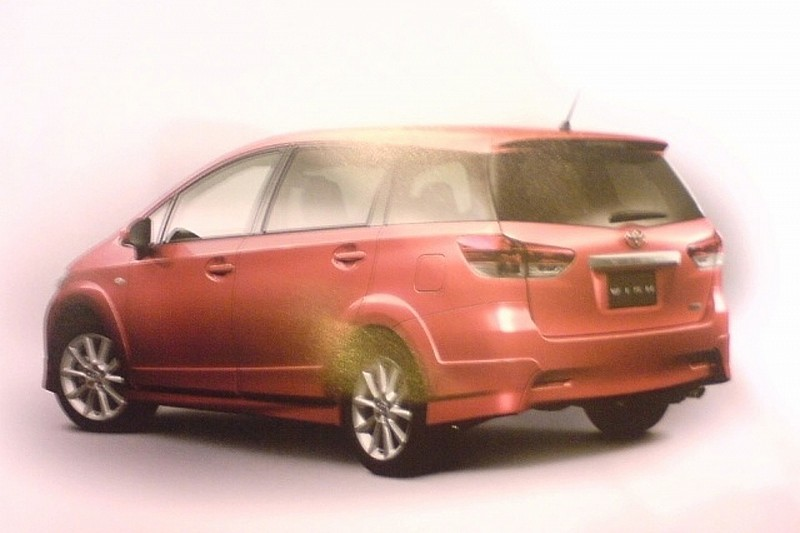 Toyota Wish 2009 Brochure Leak (JDM)