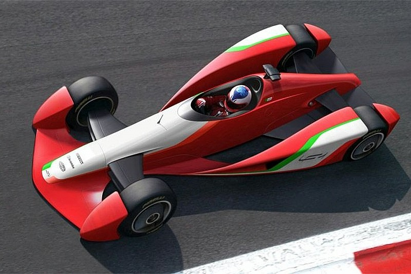 Fioravanti to unveil LF1 Racecar Concept in Geneva