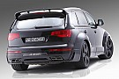 Audi Q7 S-Line widebody kit by JE Design