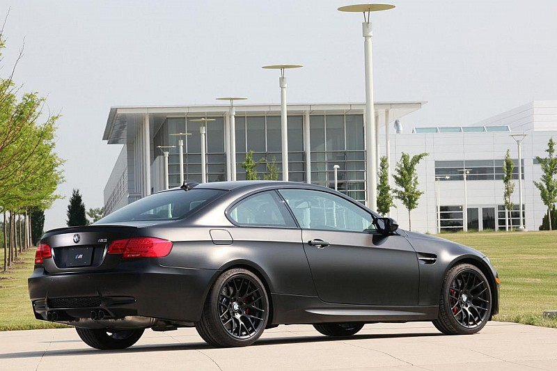BMW M3 Frozen Black special edition announced