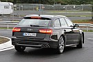 2012 Audi S6 Avant strips for the camera
