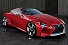 Lexus LF-LC concept officially unveiled [videos]