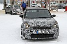 2013 MINI Cooper spied winter testing in daylight