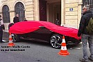 Citroen DS concept spotted in Paris under cover