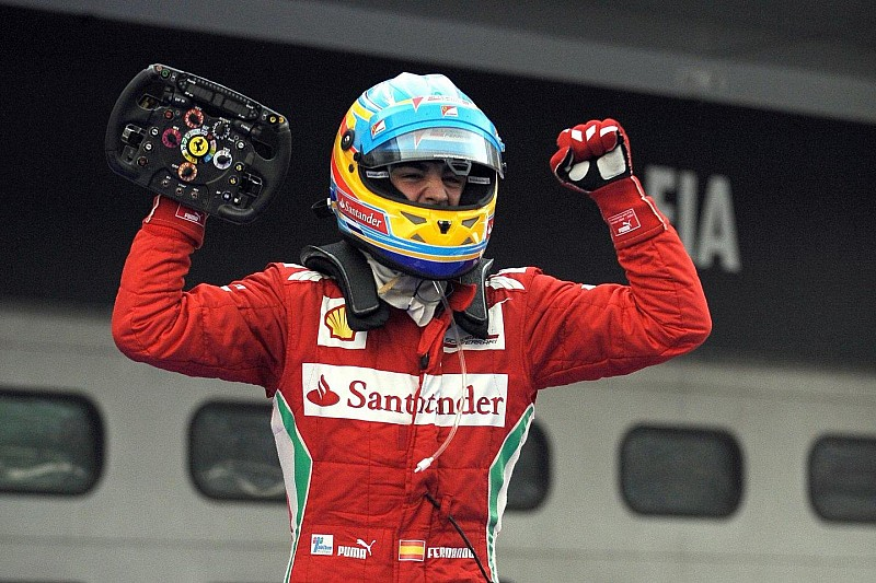 2012 Malaysian Grand Prix - RESULTS