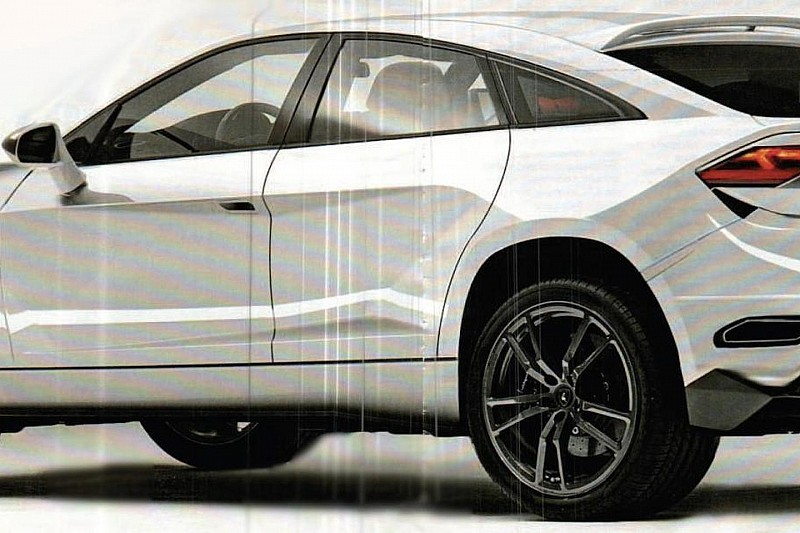 Lamborghini SUV privately previewed in New York - details divulged