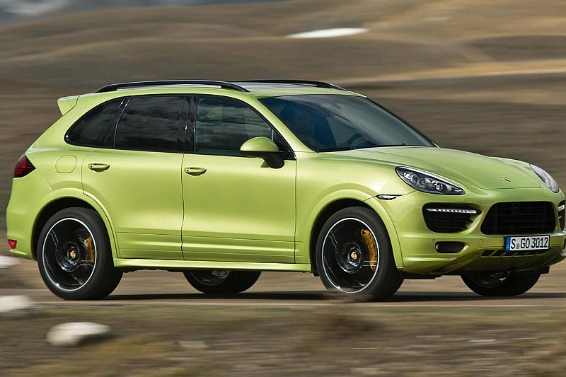 Porsche releases new Cayenne GTS promo [video]