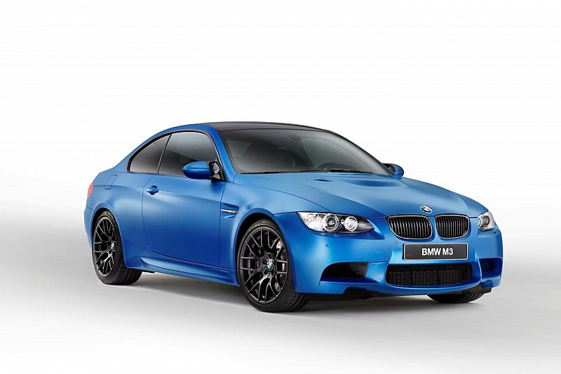 2013 BMW M3 Coupe Frozen Limited Edition launched