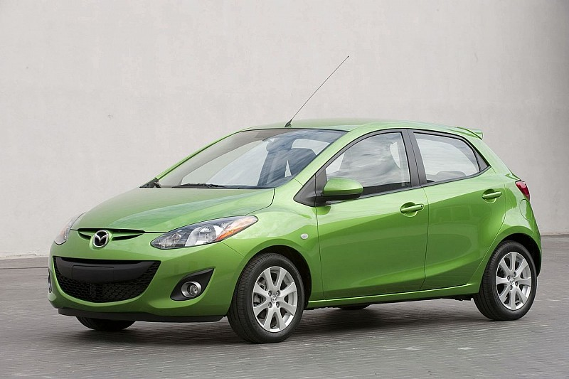Toyota to get a rebadged version of the Mazda2