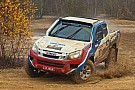 Isuzu D-Max ready for 2013 Dakar Rally