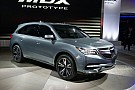 2014 Acura MDX prototype breaks cover