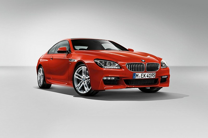 2014 BMW 6-Series M Sport Edition revealed