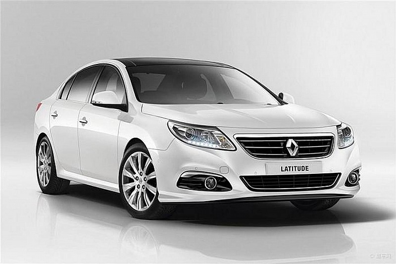 2014 Renault Latitude facelift leaked