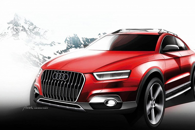 Audi Q1 coming in 2016 - report