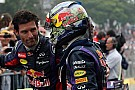 Vettel factor weighed in Webber's quit decision