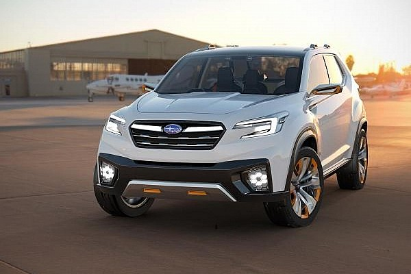 Subaru VIZIV Future Concept and Impreza 5-Door Concept announced for Tokyo debut