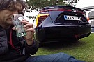 Journalist drinks water from Toyota Mirai [video]