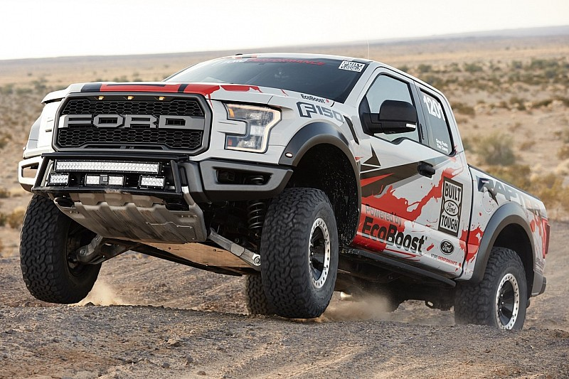 2017 ford f 150 raptor race truck unveiled wcf news. Black Bedroom Furniture Sets. Home Design Ideas