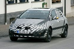 Next Generation Opel Astra spy