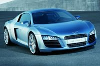 Audi R8 Production Preparations Underway