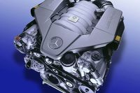 New AMG 6.3 Liter V8 Engine - In Detail