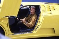 Michael Schumacher's Bugatti EB110 for sale