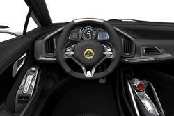 Lotus Esprit Concept first photos,