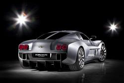 Gumpert Tornante by Touring, studio photoshoot - 01.03.2011