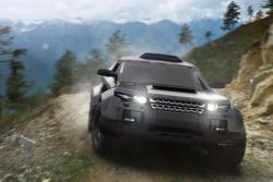 Range Rover Evoque Rally Car - 23.9.2011