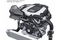 Audi 3.0 BiTDI engine 31.1.2012