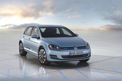 Volkswagen Golf VII BlueMotion concept