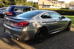 2014 BMW M6 with Competition Package spy photo 29.04.2013