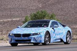 2014 BMW i8 spy phoot 03.07.2013