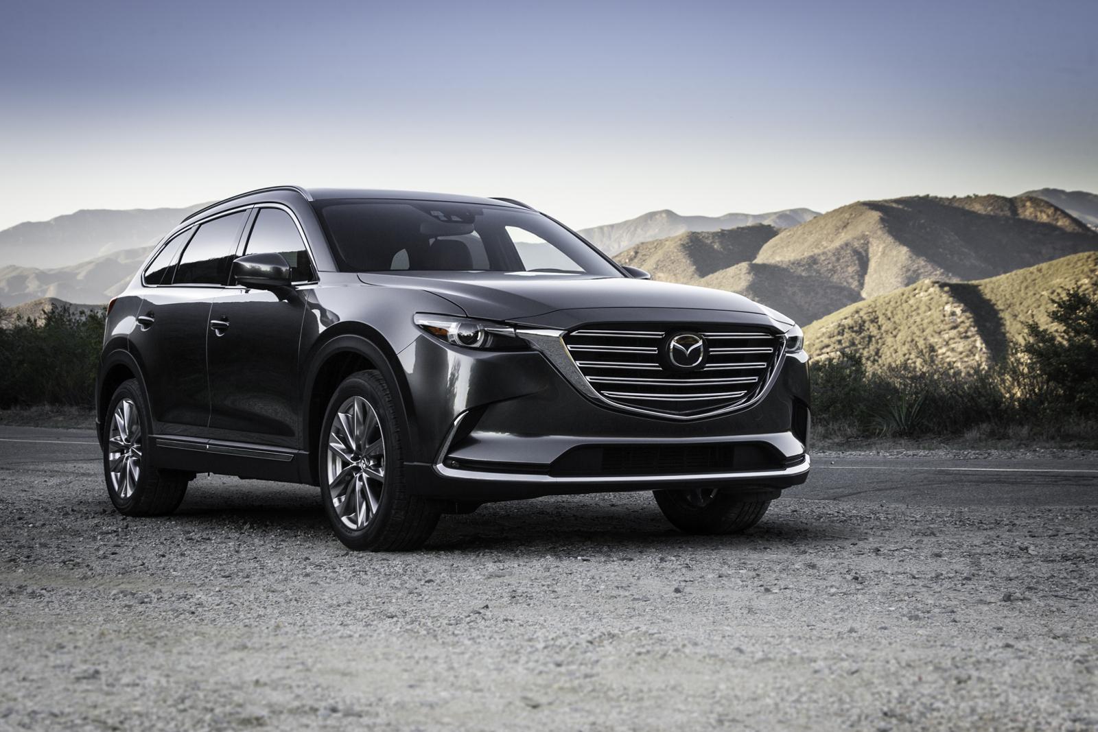 VWVortex.com - 2016 Mazda CX-9 officially revealed in LA - Debuts ...