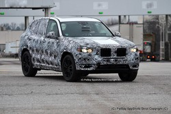 2017 BMW X3 M40i spy photo